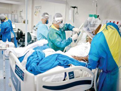 Photo of وفيات كورونا في أمريكا تتجاوز 263 ألفا