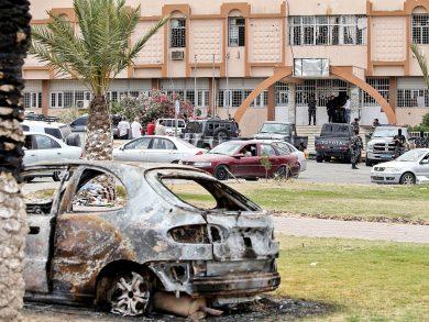 Photo of ليبيا أوبزيرفر: السودان يزوّد حفتر بالأسلحة والذخائر
