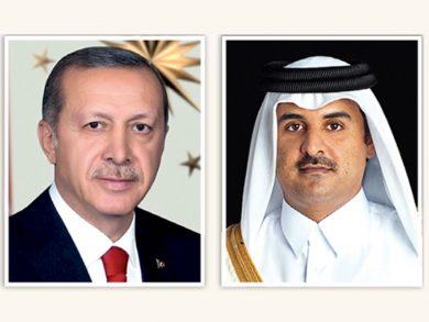 Photo of صاحب السمو وأردوغان يعززان العلاقات