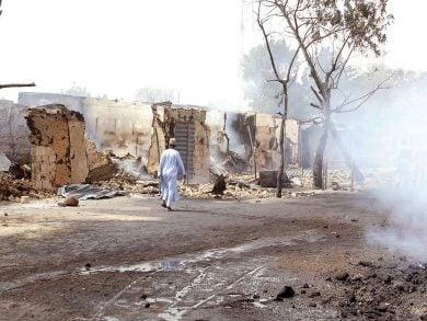 Photo of مقتل 43 شخصا وإصابة ستة آخرين في هجوم مسلح شمال شرقي نيجيريا