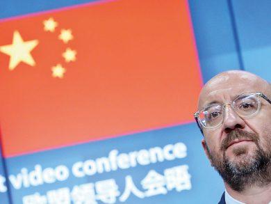 Photo of قمة أوروبية صينية لتخفيف التوترات حول التجارة وحقوق الإنسان
