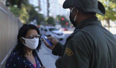 Photo of البرازيل : إصابات كورونا تصل إلى 75ر8 مليون حالة والوفيات تتجاوز 215 ألفا