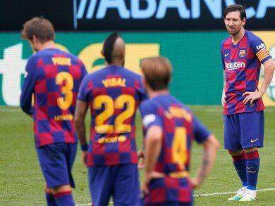 Photo of ديمبلي يدعم برشلونة