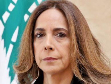 Photo of زينة عكر: أنا وزيرة دفاع عن حقوقكم