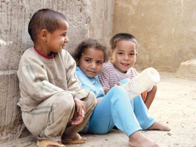 Photo of مصر: 2 مليون طفل مشرد في الشوارع