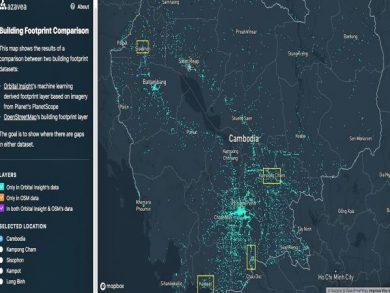 Photo of تتبع الإمدادات الغذائية حول العالم بالأقمار الصناعية