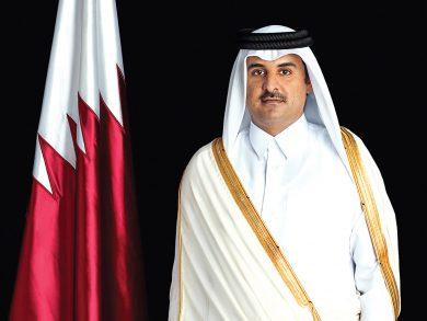 Photo of صاحب السمُوّ يهنئ ملك الأردن بذكرى جلوس جلالته