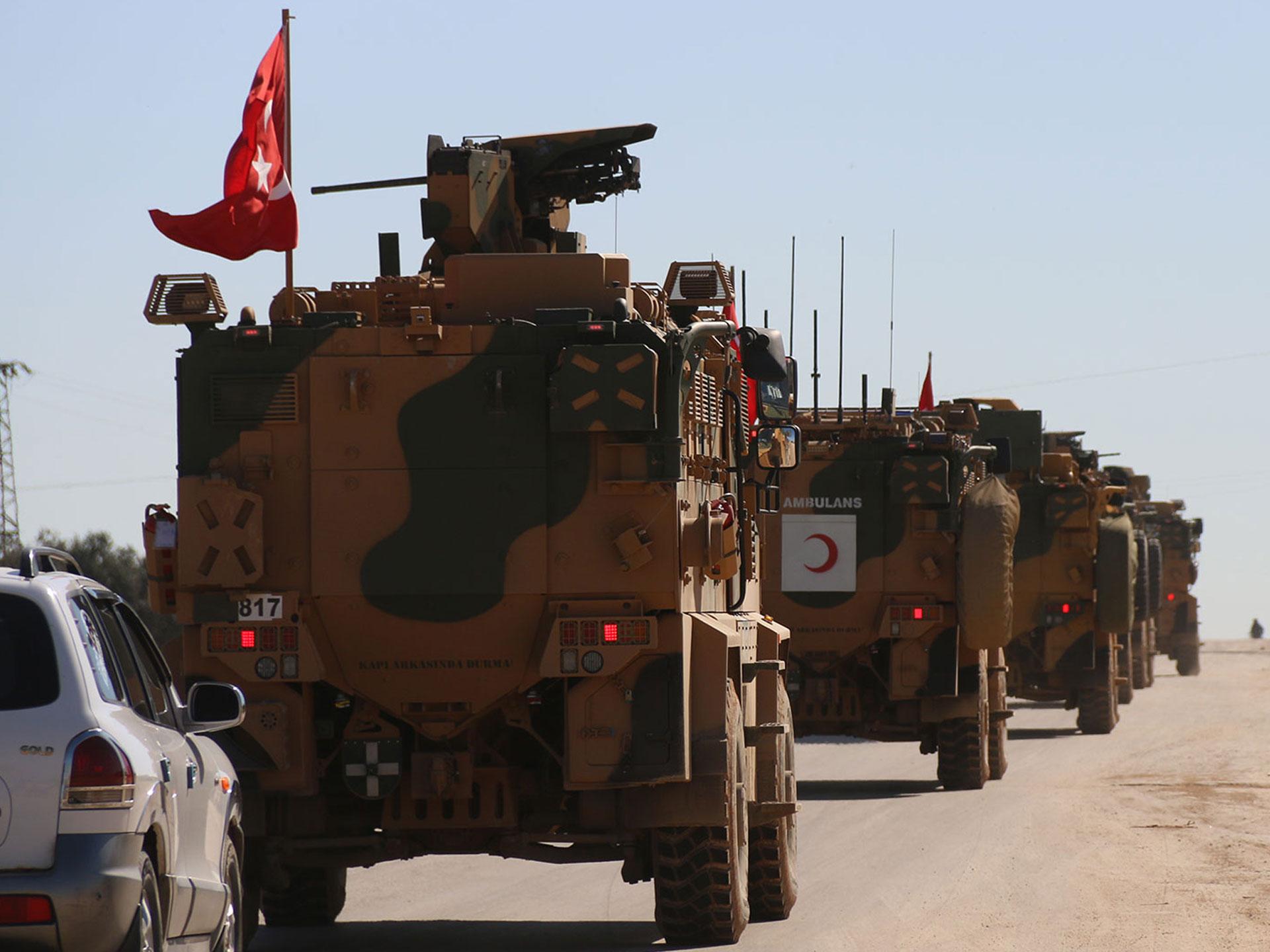وزارة الدفاع التركية: إحباط هجوم لـتنظيم