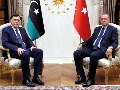 Photo of أردوغان: الإمارات تمارس القرصنة بدعمها حفتر