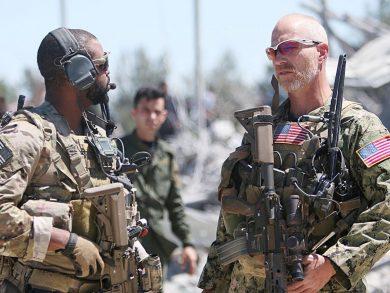 Photo of الولايات المتحدة توافق على خفض قواتها في أفغانستان