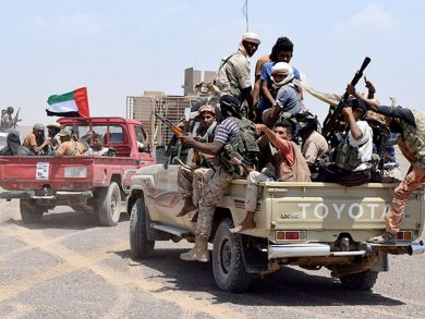 Photo of اتهام يمني للإمارات بتزويد انفصاليي الجنوب ب «المسيّرات»