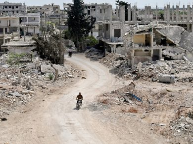 Photo of تقرير أممي: النظام السوري وروسيا ارتكبا جرائم حرب