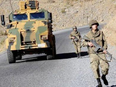 Photo of تركيا: مقتل 8 مسلحين أكراد في غارة