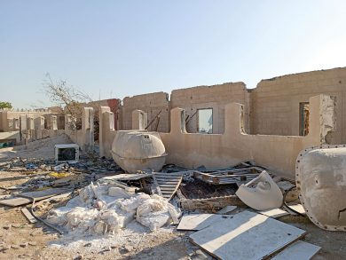 Photo of حملة لإزالة التعديات على أملاك الدولة بالدوحة