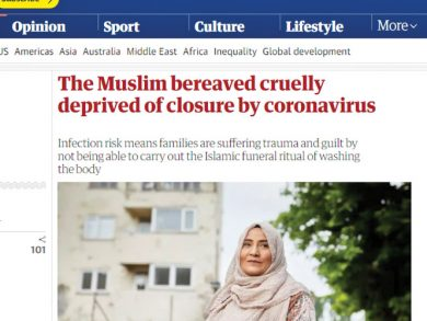 Photo of الوباء أشد وطأة على مُسلمي بريطانيا