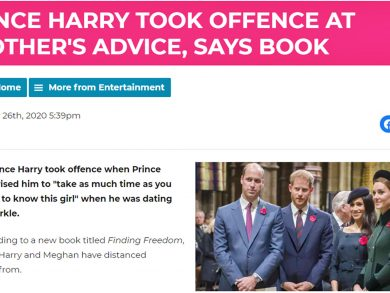 Photo of لماذا فتح الأمير هاري وزوجته النار على العائلة الملكية ؟
