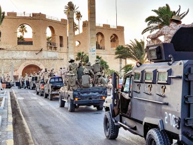 Photo of ليبيا: إدانة حقوقية لجرائم مُرتزقة حفتر في الجفرة
