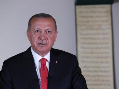 Photo of الرئيس التركي يبحث مع نظيره المولدوفي علاقات التعاون