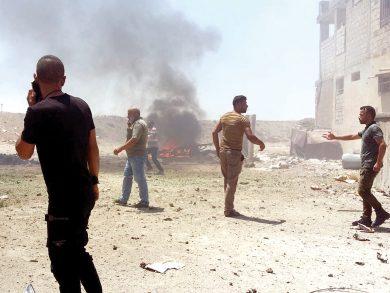 Photo of 8 قتلى بانفجار دراجة في رأس العين السورية