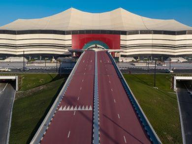 "Photo of اللجنة العليا للمشاريع والارث تلقي الضوء على استدامة مونديال ""قطر 2022"""