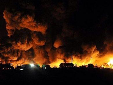 Photo of إيران تنفي وقوع انفجار في منشأة نووية وسط البلاد