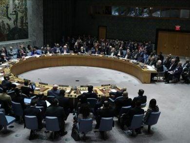 Photo of مجلس الأمن يناقش الأسبوع المقبل الأوضاع بفلسطين