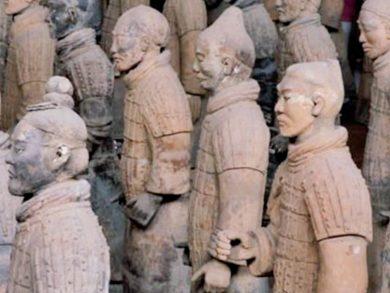 Photo of اكتشاف 40 هرمًا في الصين عمرها 8 آلاف عام