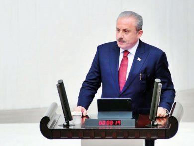 Photo of رئيس البرلمان التركي: الإمارات تنفذ أجندات إمبريالية