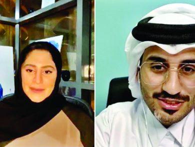 Photo of جلسة عن دور الشباب في تعزيز الموروث