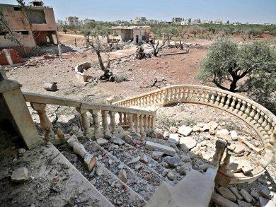 Photo of سوريا: 18 قتيلاً باشتباكات بين النظام والمعارضة