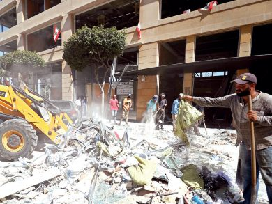 Photo of عون: تداعيات انفجار المرفأ تتخطّى قدرة لبنان