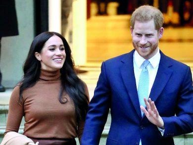 Photo of هاري وزوجته يحاولان إصلاح علاقتهما بملكة بريطانيا