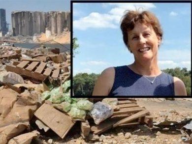 Photo of وفاة زوجة سفير هولندا في لبنان متأثرة بالانفجار