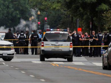 Photo of إطلاق نار خارج البيت الأبيض