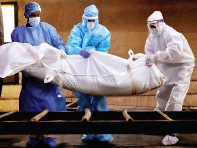 Photo of 50 ألف وفاة بالهند وتفشّي الوباء في كوريا وأمريكا اللاتينية