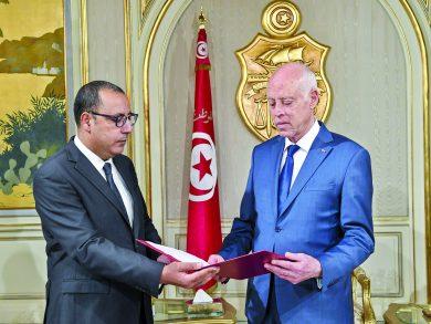 Photo of تونس: المشيشي يُعلن حكومة كفاءات تضم وزيرًا كفيفًا