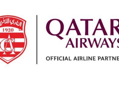 Photo of الخطوط الجوية القطرية تبرم اتفاقية رعاية مع النادي الإفريقي التونسي