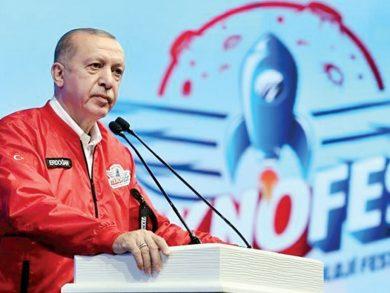Photo of أردوغان: قواتنا البحرية تمنح الثقة لأصدقائنا