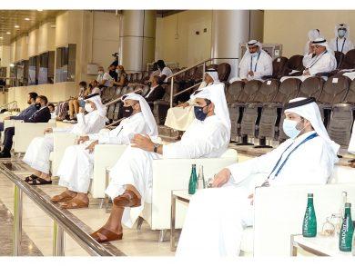 Photo of أرقام عالمية في جولة الدوحة الماسية