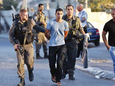 Photo of قوات الاحتلال تعتقل 10 فلسطينيين في مناطق بالضفة الغربية