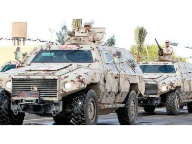 Photo of الإمارات ضاعفت الإمدادات العسكرية لحفتر
