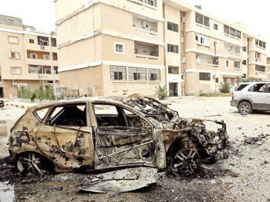 Photo of الحكومة الليبية تنفي عزم السراج لقاء حفتر