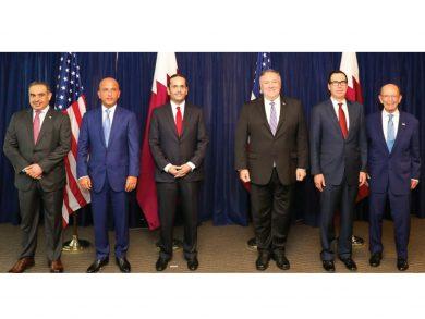 Photo of الحوار الإستراتيجي الثالث يعزز الشراكة القطرية الأمريكية