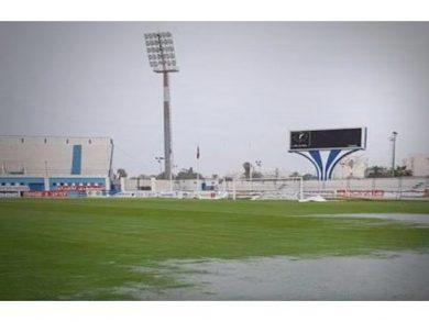 Photo of الفيضانات تؤجل مباراة في تونس