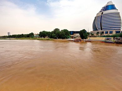 Photo of الفيضان الخاطف.. كارثة أخرى تهدد الخرطوم