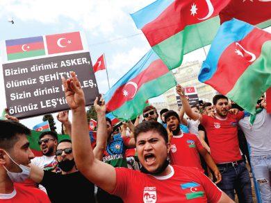 Photo of القوات الأذرية تواصل التقدم في «قره باغ»