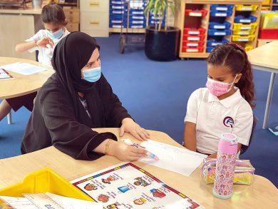 Photo of بنظام التعليم المدمج: انتظام الدراسة بمدارس مؤسسة قطر