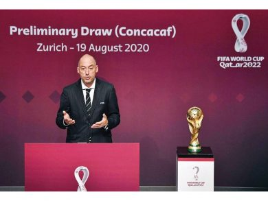 Photo of تأجيل تصفيات الكونكاكاف لمونديال 2022