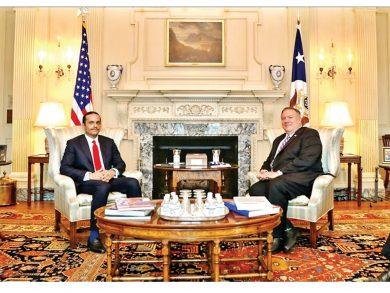 Photo of تعزيز الشراكة الإستراتيجية القطرية الأمريكية