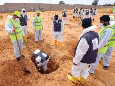 Photo of حقول الموت في ترهونة.. قصص مروعة لجرائم حفتر
